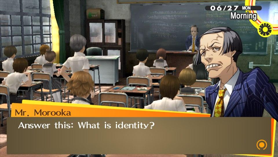 Natsume Soseki persona 4