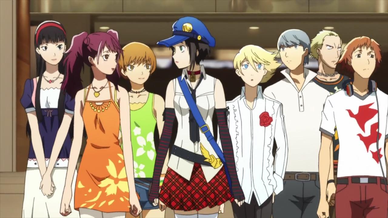 [7 Animes Indispensáveis] - Video Games - Era Moderna Parte 2 Persona_4_the_golden_animation_review7