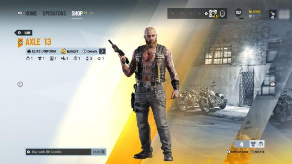 bandit elite skin