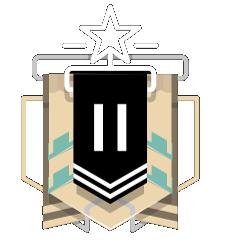 platinum 2 rank
