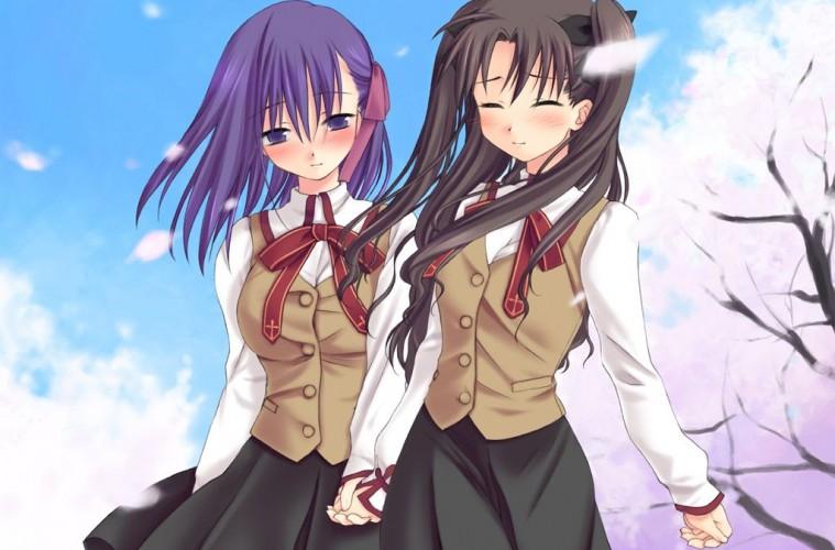 What is yuri anime