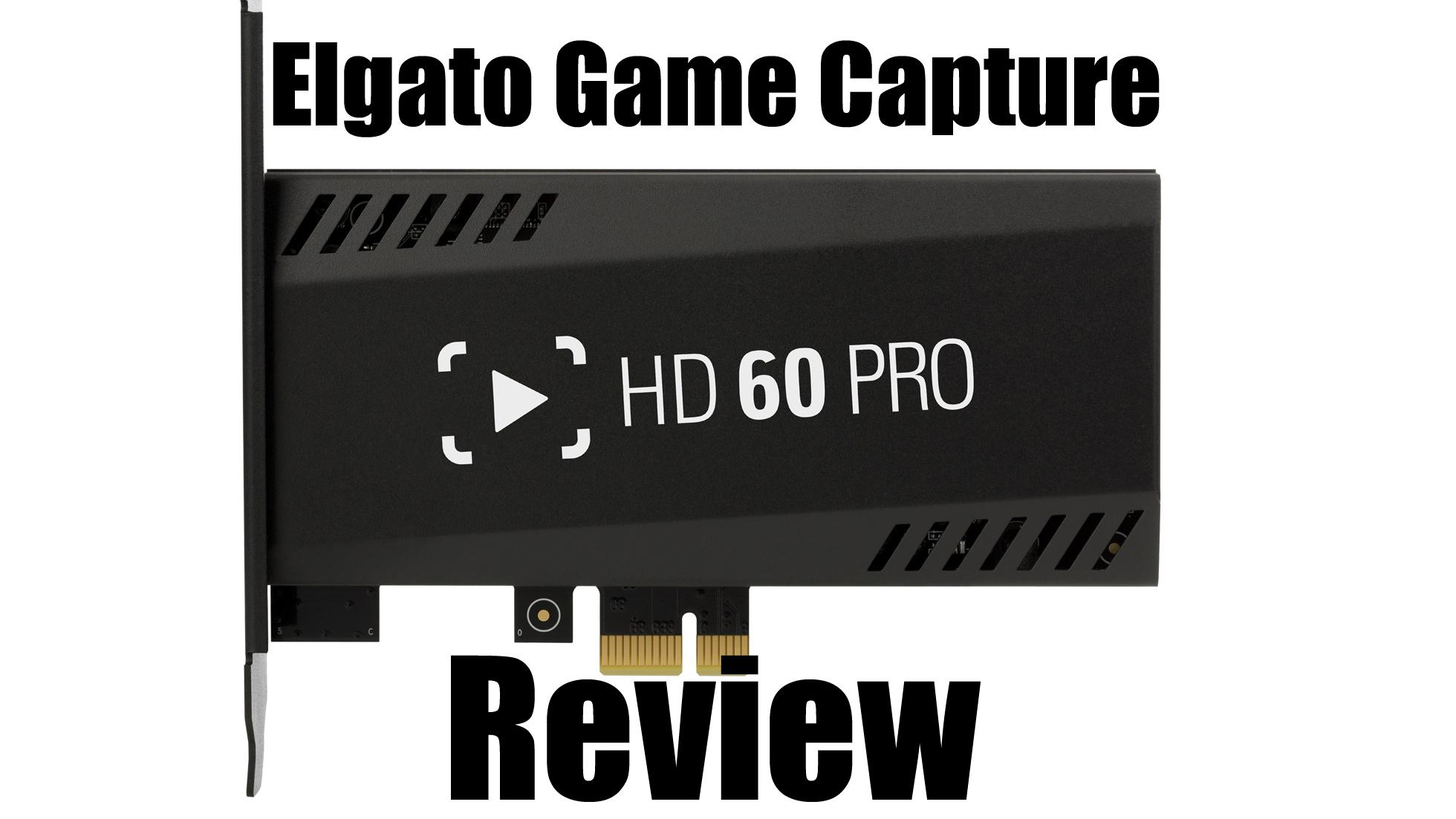 Elgato Game Capture Windows 7 Download